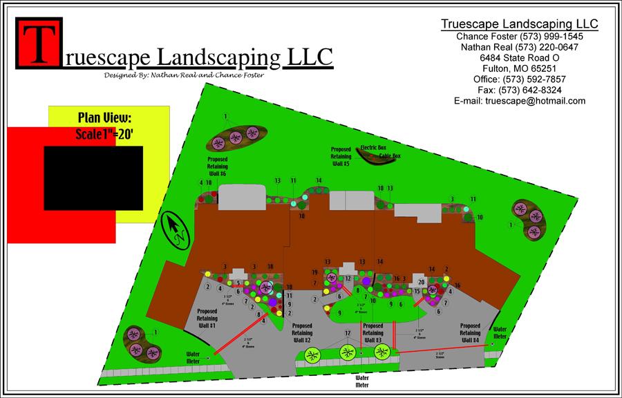 Truescape Landscape Design